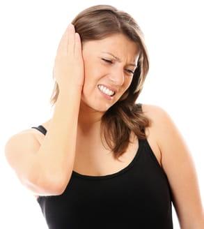 Mareos y presión en el lado izquierdo de la cabeza