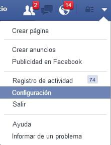 que hacer para recuperar mi cuenta de facebook