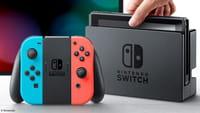 Una Nintendo Switch con 9 horas de batería