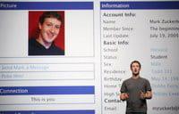 El presidente ejecutivo de la red social etadounidense Facebook, Mark Zuckerberg, en 2011.