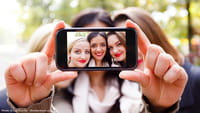'Selfies' en la burocracia argentina