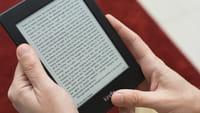 Amazon insta a actualizar el Kindle