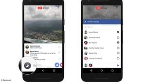 Facebook a examen por el vídeo del atentado de Nueva Zelanda