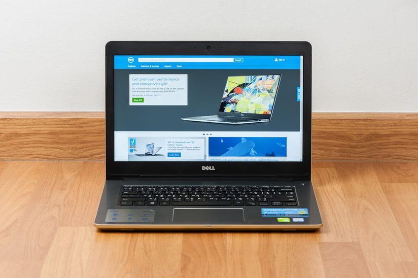 Cómo restaurar tu 'laptop' Dell a su configuración de fábrica