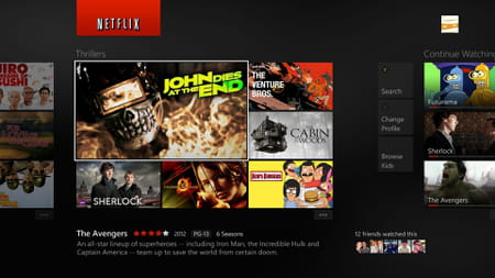 solucionar problemas de Netflix en consolas de videojuegos