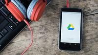 Sincronización personalizada en Google Drive