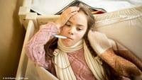 El sarampión crece un 400 % en Europa