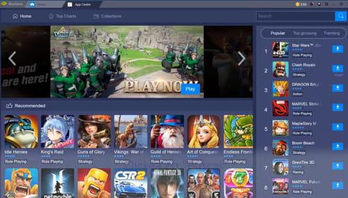 Descargar BlueStacks App Player gratis - Última versión en