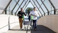 'Scooters' eléctricos en París