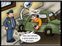 JUGAR A LA RULETA RUSA: Conducir bajo los efectos del alcohol