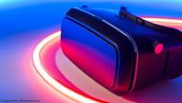 Un casco de realidad aumentada de Apple