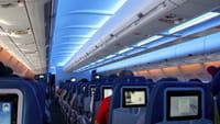 Cielo virtual en los aviones del futuro