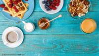 El peligro de no desayunar y cenar tarde