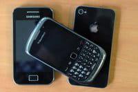 Unos \'smartphones\'