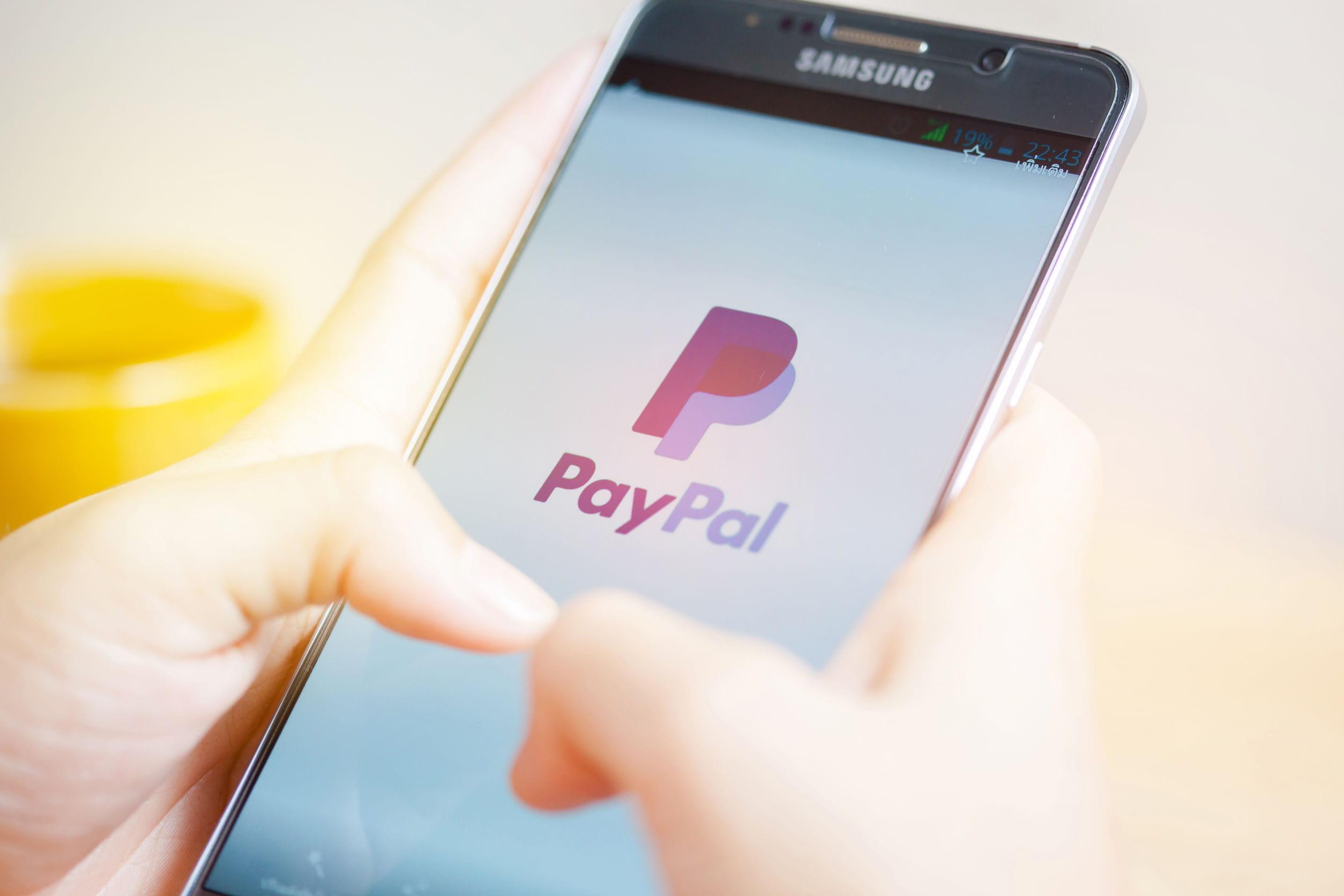 Darse de baja o cerrar cuenta en PayPal - CCM