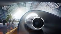 Construcción del primer Hyperloop