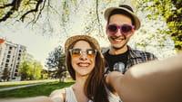 Llegan los 'selfies' en 3D con Snapchat