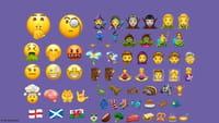 Nueva remesa de emojis