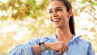El reloj de Fitbit para las mujeres