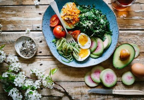 Apps de nutrición: gratuitas, fitness, para veganos...