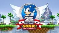 Sonic cumple 25 años