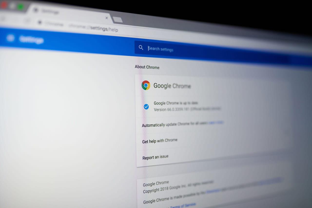 Aceleración por hardware Chrome: cómo activarla/desactivarla