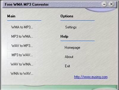 convertidor de wav a mp3 descargar gratis