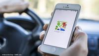 Google Maps avisará si el taxi se sale de la buena ruta