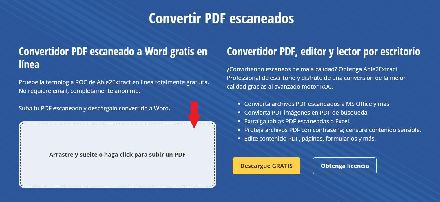 Cómo Convertir Un Documento Escaneado A Word Para Editarlo Ccm