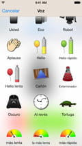 Descargar Voice Changer Plus para iPhone (Sonido)