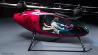 Passenger Drone, el nuevo coche volador