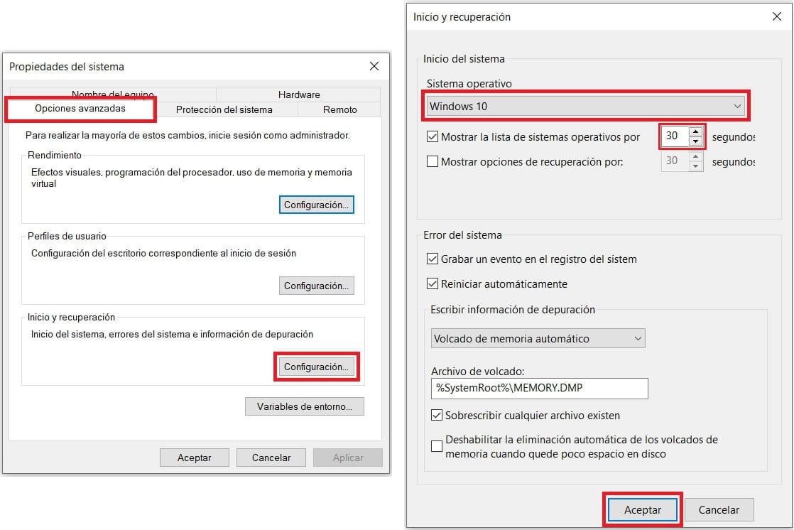 Cómo Cambiar El Sistema Operativo Predeterminado En Windows Ccm