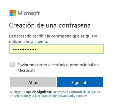 Cómo crear una cuenta de correo Hotmail gratis