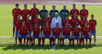 La foto oficial de la selección española del Mundial 2010