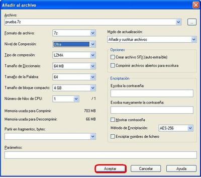 Cómo Comprimir Y Descomprimir Archivos Zip Rar Con 7 Zip