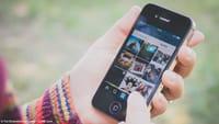 Instagram muestra a los amigos en línea