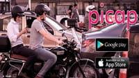 Así es Picap, el 'Uber' de motos hecho en Colombia
