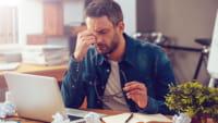El exceso de trabajo afecta al corazón