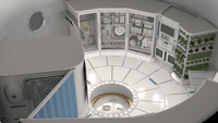 Las casas extraterrestres de la NASA