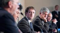 ¿Zuckerberg presidente?