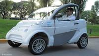 Primer auto eléctrico 'made in Argentina'