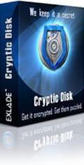 Descargar Cryptic Disk (Sistemas criptográficos)
