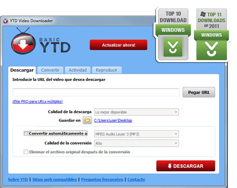 ytd video downloader free download for windows 8