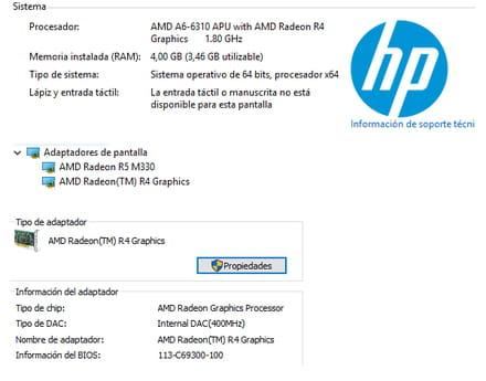 No aparece la opción AMD al hacer click derecho en escritorio