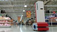 Un robot chileno en las tiendas de Sudamérica