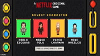 Así es el videojuego retro de Netflix