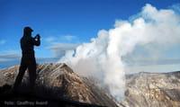 El enemigo invisible vive en los volcanes