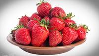 La fresa es la fruta con más plaguicidas
