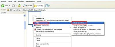Cómo comprimir y descomprimir archivos ZIP, RAR con 7-Zip