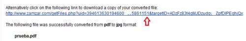 Convertir PDF a JPG en línea
